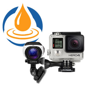 Waterproof Action Camera Subacquea
